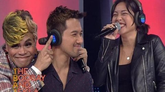 TBATS: Ken Chan at Rita Daniela, sasabak sa 'Whisper challenge!'