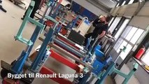 introduction to the celette car frame machine and jig system