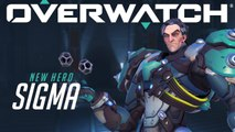 Overwatch - Sigma maintenant disponible