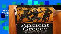 Full Version  Ancient Greece: From Prehistoric to Hellenistic Times, Second Edition  Review