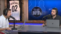 Should You Draft Andrew Luck After His Recent Bone Injury? | The BFFs, Ep. 485