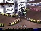 Motocross James Bubba Stewart Crash Phoenix