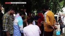 Reportage France 24 au Cachemire indien : les habitants sous une chape de plomb