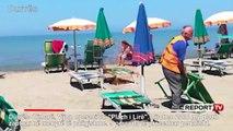 Anti-informaliteti/ Lirohen 2000 m2 plazh në Himarë e Durrës, nën hetim 5 pronarë