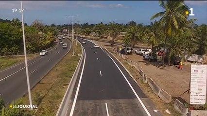 Punaauia, la 3e voie inaugurée pour la rentrée