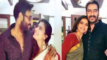 Kajol & Ajay Devgn to come together for film? | FilmiBeat