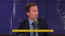 """""""Le président veut montrer qu'il travaille tout le temps"""", pour Gaspard Gantzer"""