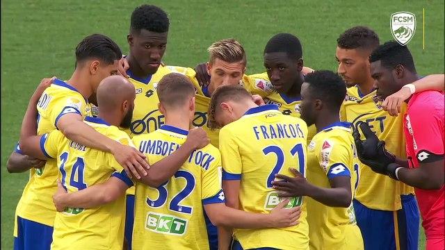 Le résumé du 1er tour de Coupe de la Ligue - Paris FC-FCSM (2-1)