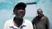 Au Togo, l'érosion menace les villages côtiers