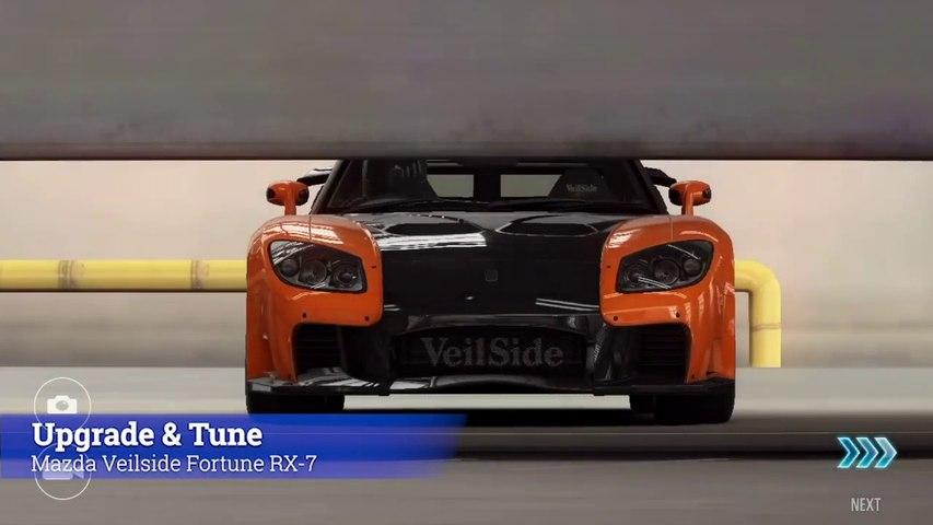 CSR Racing 2 | Upgrade and Tune | Mazda Veilside Fortune RX 7