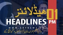 ARY NEWS HEADLINES | PM IMRAN ARRIVES IN AZAD JAMMU AND KASHMIR | 12 PM | 14TH AUGUST 2019