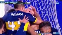 Le premier but de Daniele De Rossi avec Boca Juniors