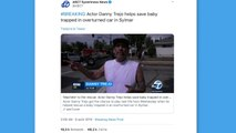 Danny Trejo's incredible heroic gesture!