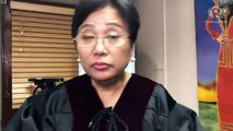 Guanzon on Cardema: I don't know who's giving him legal advice