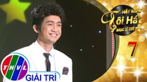 THVL | Hãy nghe tôi hát - Nhạc sĩ chủ đề - Tập 7[4]: Hào hoa - Triệu Long