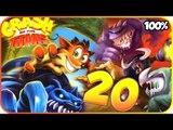 Crash of the Titans Walkthrough Part 20 (X360) 100% Episode 20 • Revengeance 2: The Revengicide