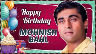 Happy Birthday Mohnish Bahl | Best Scenes Of Mohnish Bahl | Maine Pyar Kiya, HAHK & HSSH | Rajshri