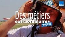 Métiers extraordinaires : skywriter
