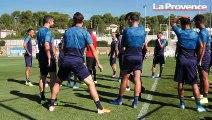 OM : Thauvin et Strootman absents de l'entraînement