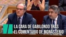 """""""Señor Gabilondo, usted es un hombre inteligente en el partido equivocado"""""""
