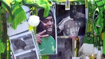 (Subtitled) 'Unlike other foreign players he bought us happiness' Beijing Guoan fans pay tribute to  Martinez