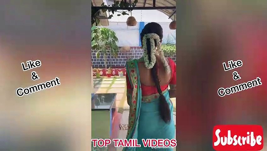 Sembaruthi Serial Mithra Dubsmash Collections - Tamil Trending Videos 9