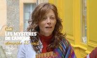 """""""Les mystères de l'amour"""": Mallaury Nataf retrouve Hélène Rollès"""