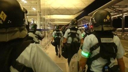 Eye Opener: Hong Kong on edge after protests turn violent