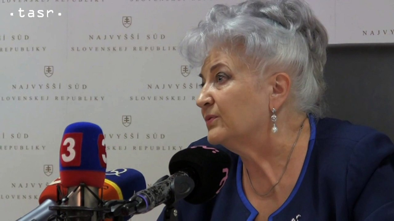 D. Švecová si myslí, že každý okrem Š. Harabina by bol vhodný ako predseda NSSR