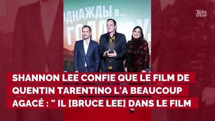 Quentin Tarantino : le réalisateur défend sa vision d'un Bruce Lee arrogant et q...