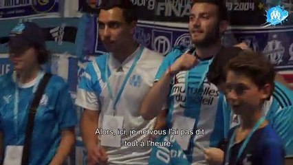 L'OM Nation Beyrouth à Marseille