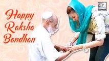 Jasleen Matharu Celebrates Raksha Bandhan
