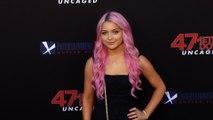 "Isabella Durham ""47 Meters Down: Uncaged"" Premiere Red Carpet"