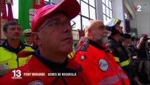 Italie : recueillement un an après l'effondrement du pont Morandi
