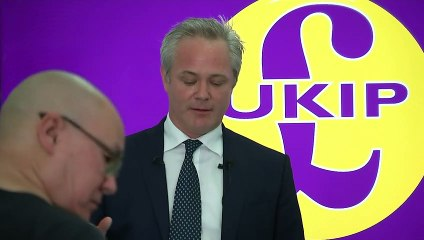 Braine says UK has a problem with 'anti-British racism'