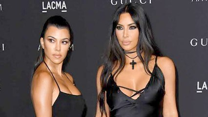 Kourtney K Didn't Know What To Do When Sisters Pursued Solo Projects