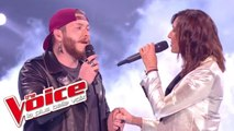 Time After Time - Cyndi Lauper | Nicola Cavallaro et Zazie | The Voice France 2017 | Live