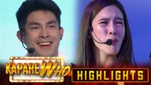 Vice Ganda makes Jackque at Ion eat sour candy | It's Showtime KapareWHO