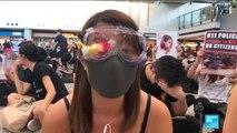 Les manifestants hongkongais demandent une enquête sur les violences policières