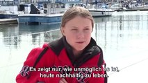 3 Fragen an Greta Thunberg