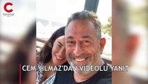 Cem Yılmaz'dan 'ayrılık' iddiasına videolu yanıt