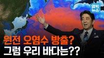 [엠빅뉴스] 후쿠시마 원전 오염수 방출하면 우리 바다 어떻게 될까?..충격적인 시뮬레이션 결과 공개