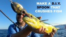 How To Make A DIY Spoon That Crushes Fish