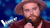 Moby – Natural Blues | Aurélien | The Voice France 2018 | Blind Audition