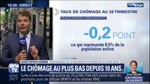 """Selon Christopher Dembik, responsable de la recherche économique de Saxo Bank, """"revenir à un niveau de 7% à la fin du quinquennat paraît beaucoup trop optimiste"""""""