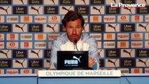 """Vidéo OM : """"Je cherche les solutions dans le jeu, mon équipe et mes joueurs"""" (Villas-Boas)"""