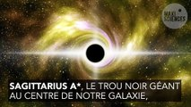Des astronomes font une surprenante découverte sur le trou noir au centre de la Voie lactée
