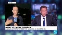 La France ouvre une enquête préliminaire pour faire la lumière sur la mort de Nora Quoirin