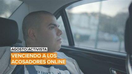 Agosto activista: Amit lucha contra el bullying cibernético