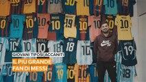 Giovani tifosi accaniti: il più grande fan di Messi